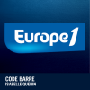 play podcast Europe1 - Code barre