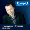 play podcast Europe1 - Le journal de l'économie