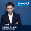 play podcast Europe1 - L'homme du jour