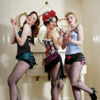 Play this podcast The Puppini Sisters