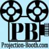 Play this podcast the Projection Booth