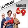 Play this podcast NRJ : Manu dans le 6/9: Le best-of