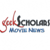 Play this podcast GeekScholars Movie News