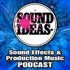 play podcast Sound Ideas - Royalty Free Sound Effects, Music and Elements