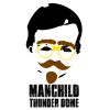play podcast Manchild Thunder Dome